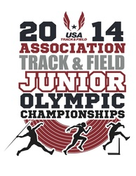 2014 Track and Field Association design